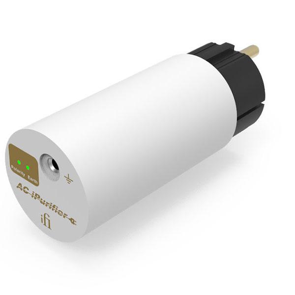 iPurifier AC アイファイ・オーディオ AC電源用アクティブ・ノイズクリーナー iFi-Audio [IPURIFIERAC]【返品種別A】