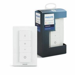 PLH05DM フィリップス Philips Hueシリーズ専用スイッチ Philips Hue Dimmerスイッチ [PLH05DM]