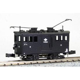 [鉄道模型]ワールド工芸 (N) プラシリーズ 京福電鉄 テキ6 電気機関車 組立キット