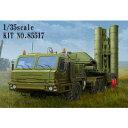 1/35 ロシアBAZ-6402トラクター w.5P85TE2 TEL S-400 ミサイル【85517】 ホビーボス [HB85517 ロシアBAZ-6402...