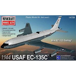 1/144 アメリカ空軍 EC-135C 空中指揮機【MC14709】 ミニクラフト