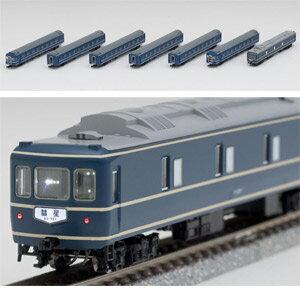 [鉄道模型]トミックス TOMIX (Nゲージ) 98638 国鉄 24系25形0番代 特急寝台客車(カニ25) セット(7両) [トミックス 98638 24ケイ25ガタ(カニ25)セット 7R]【返品種別B】