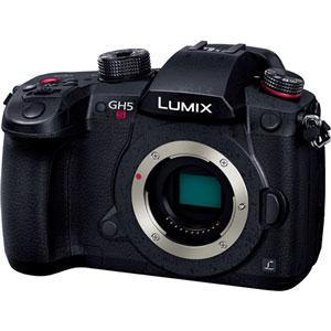 DC-GH5S-K パナソニック デジタル一眼カメラ「LUMIX DC-GH5S」