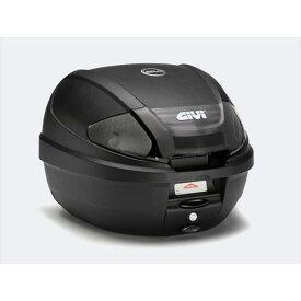 91507 GIVI GIVI 【E300NT2】モノロックケース(未塗装ブラック/TECHスモークレンズ[30L]) type E300N2