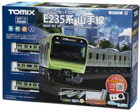 [鉄道模型]トミックス (Nゲージ) 90175 ベーシックセットSD E235系山手線