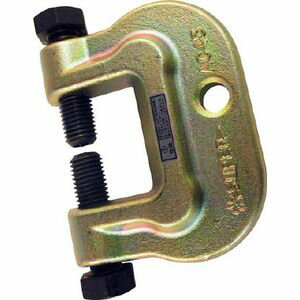 AC45 スーパーツール アイアンマン(仮設用狭締金具)CPA.9〜45 仮止治具