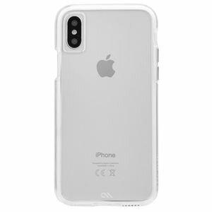 CM036228 Case-Mate iPhone X用タフクリアケース 耐衝撃 Case-Mate(ケースメイト) iPhone X Tough Clear Case (one piece)