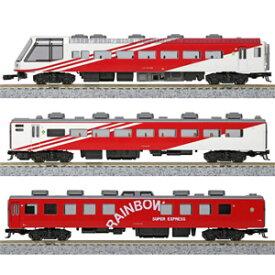 [鉄道模型]カトー (Nゲージ) 10-1490 14系700番台 『スーパーエクスプレスレインボー』 (7両セット)