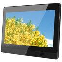 KDS07HR 恵安 7インチ デジタルフォトフレーム (ブラック)