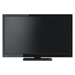 24S12 東芝 24V型地上・BS・110度CSデジタル ハイビジョンLED液晶テレビ (別売USB HDD録画対応) LED REGZA [24S12]【返品種別A】