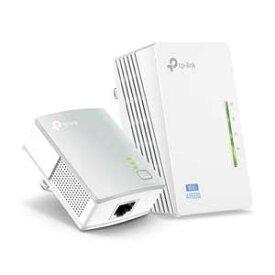 TL-WPA4220 KIT TP-Link 300Mbps AV600 PLCアダプター Wi-Fiエクステンダーキット TPLINK ティーピーリンク