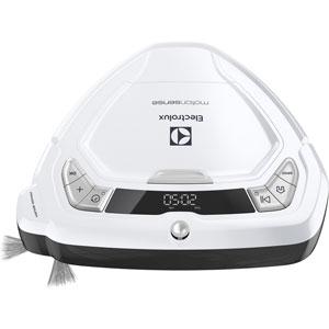 ERV5210IW エレクトロラックス ロボット掃除機 (アイスホワイト) Electrolux Motionsense(モーションセンス)