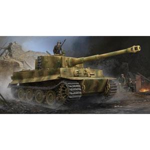 1/35 VI号戦車 ティーガー 後期生産型【09540】 トランペッター