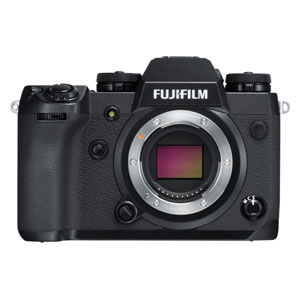 FX-H1 富士フイルム ミラーレス一眼カメラ「FUJIFILM X-H1」