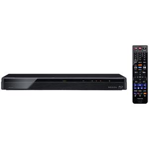 DBR-W1008 東芝 1TB HDD/2チューナー搭載3D対応ブルーレイレコーダー TOSHIBA REGZA レグザブルーレイ [DBRW1008]【返品種別A】