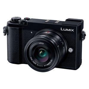 【500円クーポン10/20 23:59迄】DC-GX7MK3L-K パナソニック ミラーレス一眼カメラ「LUMIX GX7 MarkIII」単焦点ライカDGレンズキット(ブラック) Panasonic