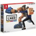 【Nintendo Switch】Nintendo Labo 02 : Robot Kit 任天堂 [HAC-R-ADFVA ニンテンドウラボ ロボキット]【返...