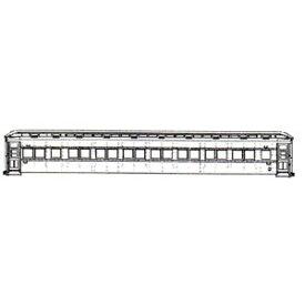 [鉄道模型]MAXモデル (HO) WRP-014 マロネ37350(マロネ29)(プラ製ベース未塗装組立キット)
