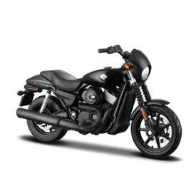 1/12 完成品バイク HARLEY-DAVIDSON 2015 ストリート 750 アオシマ(スカイネット)