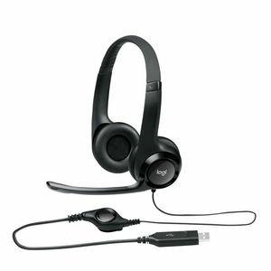 H390R ロジクール USBヘッドセット Logicool USB Headset H390