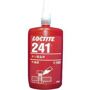 241-250 ヘンケルジャパン ネジロック剤 241 250ml ねじゆるみ止め剤
