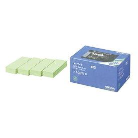メ-2003N-G コクヨ タックメモ 超徳用 付箋タイプ 74×25mm 100枚×20本(グリーン)