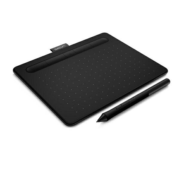 CTL-4100WL/K0 WACOM ペンタブレット(ブラック) Wacom Intuos Small ワイヤレス [CTL4100WLK0]【返品種別A】