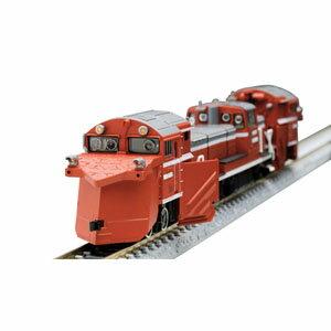 [鉄道模型]トミックス TOMIX (Nゲージ) 2240 JR DE15-2500形ディーゼル機関車(JR西日本仕様・単線用ラッセルヘッド付) [トミックス 2240 DE15-2500 JRニシ タンセン]【返品種別B】