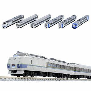 [鉄道模型]トミックス TOMIX (Nゲージ) 98641 JR キハ183系 特急ディーゼルカー(まりも) セットB (6両) [トミックス 98641 JR キハ183ケイ トッキュウ マリモ セットB 6R]【返品種別B】