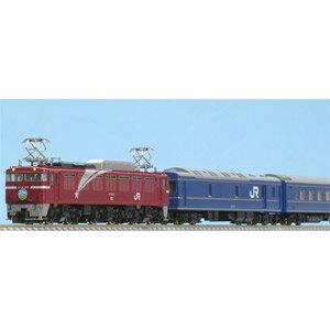 [鉄道模型]トミックス TOMIX (Nゲージ) 98642 JR EF81・24系特急寝台客車(エルム)セット (7両) [トミックス 98642 JR EF81 24ケイ トッキュウシンダイ エルム 7R]【返品種別B】