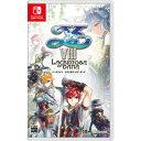 【Nintendo Switch】イースVIII -Lacrimosa of DANA- 日本一ソフトウェア [HAC-P-AKZTA スイッチイース8]