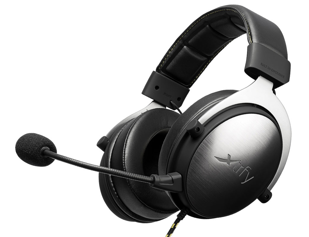 701058 Xtrfy プロゲーミングヘッドセット H1【日本正規代理店保証品】 エクストリファイ Pro gaming headset. Optimized for esports. XG-H1