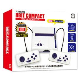 8ビットコンパクト(ファミコン用互換機) コロンバスサークル [CC-8BCPF-WT 8ビットコンパクト]