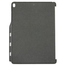TBC-IPP1715BK ナカバヤシ iPad Pro 12.9インチ(第2世代/2017年モデル)用 背面ケース(ブラック)