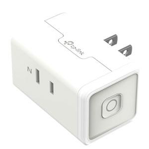 HS105 TP-Link Echoシリーズ/Googleホーム対応 Wi-Fi スマートプラグ 遠隔操作 直差しコンセント 音声コントロール対応 [HS105]【返品種別A】