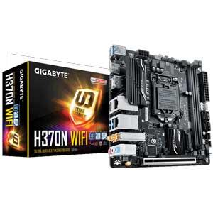H370N WIFI GIGABYTE Mini ITX対応マザーボード