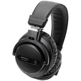 ATH-PRO5X-BK オーディオテクニカ ダイナミック密閉型ヘッドホン(ブラック) audio-technica