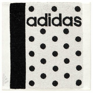 AD-534/BK アディダス スピカ タオルチーフ(ブラック) adidas [AD534BK]【返品種別A】