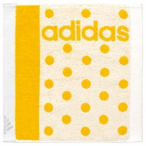 AD-534/Y アディダス スピカ タオルチーフ(イエロー) adidas [AD534Y]【返品種別A】