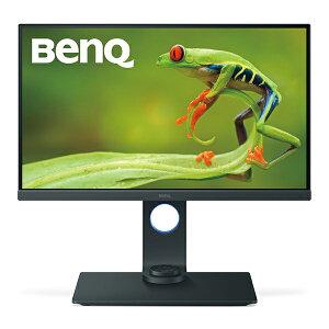 SW271 BenQ(ベンキュー) 27型ワイド 液晶ディスプレイ 4K UHD/HDR カラーマネジメントディスプレイ
