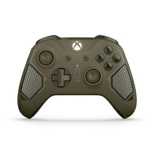 【Xbox One】Xbox ワイヤレスコントローラー(コンバット テック) マイクロソフト [WL3-00091 Xboxコントローラ コンバット テック]【返品種別B】