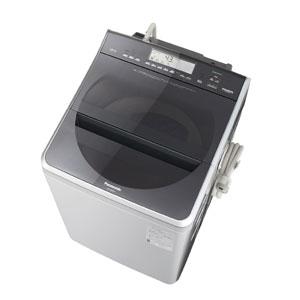 (標準設置料込)NA-FA120V1-S パナソニック 12.0kg 全自動洗濯機 シルバー Panasonic