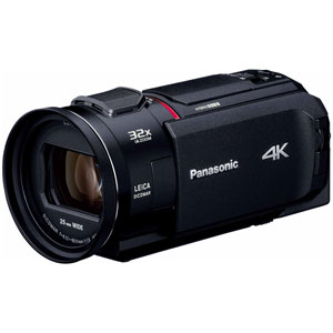 HC-WX1M-K パナソニック デジタル4Kビデオカメラ「HC-WX1M」