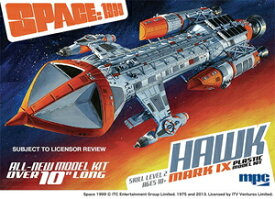【再生産】1/72 スペース 1999 ホークIX【MPC881】 MPC