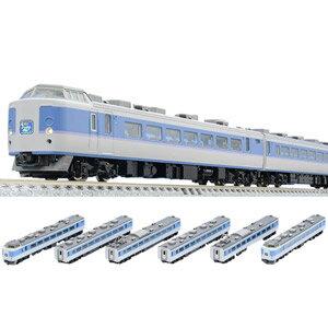 [鉄道模型]トミックス TOMIX (Nゲージ) 98645 JR 183 1000系電車(幕張車両センター・あずさ色)セット(6両) [トミックス 98645 183 1000 マクハリ アズサ]【返品種別B】