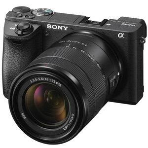 ILCE-6500M ソニー ミラーレス一眼カメラ「α6500」高倍率ズームレンズキット SONY
