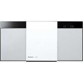 SC-HC300-W パナソニック Bluetoothコンパクトステレオシステム(ホワイト) Panasonic