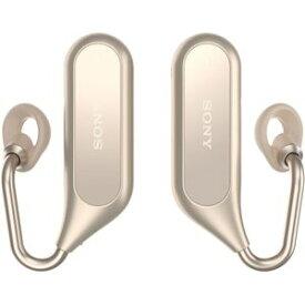 XEA20JP N ソニー ボイスアシスタント機能搭載Bluetoothヘッドセット(ゴールド) SONY XPERIA Ear Duo