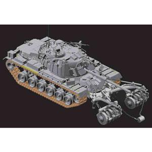 1/35 イスラエル国防軍 IDF マガフ5 ERA(爆発反応装甲/リアクティブアーマー)装備型 w/マインローラー【DR3618】 ドラゴンモデル [DR3618 IDF マガフ5 ERA]【返品種別B】
