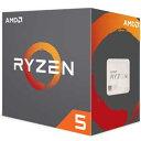 YD260XBCAFBOX AMD AMD CPU 2600X BOX【CPUクーラー付属】(Ryzen 5)